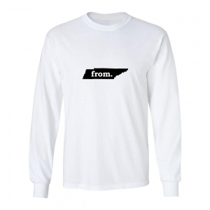 Long Sleeve Cotton T-Shirt - Tennessee