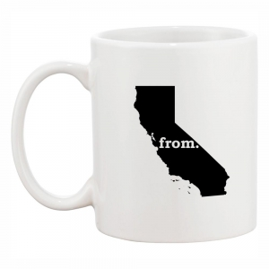 Coffee Mug - California