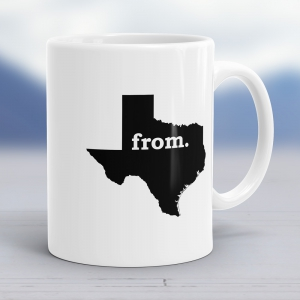 Coffee Mug - Texas
