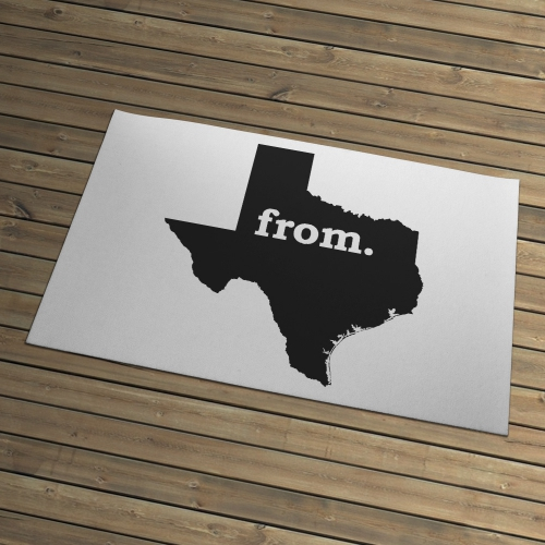 Floor Mat - Texas