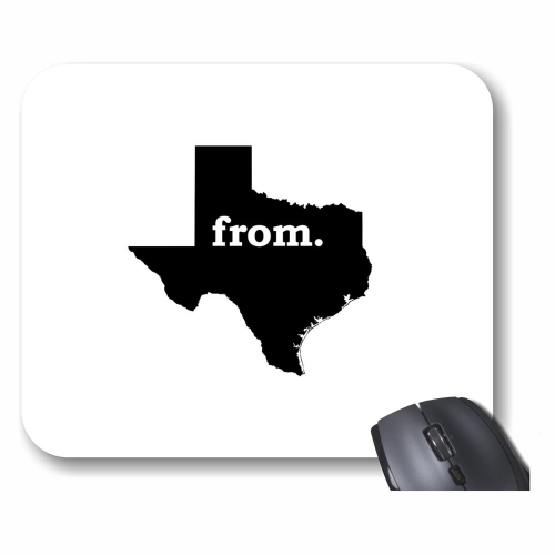 Mouse Pad - Texas
