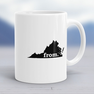 Coffee Mug - Virginia