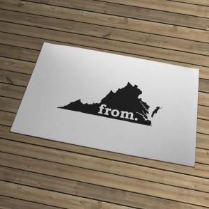 Floor Mat - Virginia