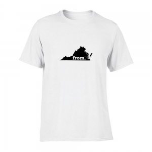 Short Sleeve Cotton T-Shirt - Virginia