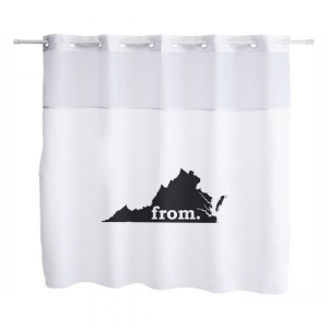 Shower Curtain - Virginia