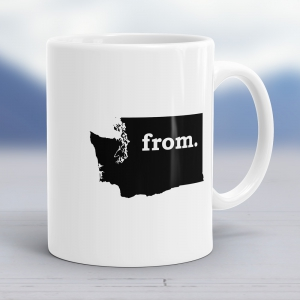 Coffee Mug - Washington