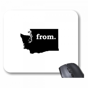 Mouse Pad - Washington