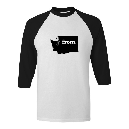 Raglan T-Shirt - Washington