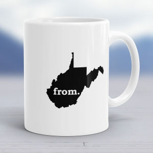 Coffee Mug - West Virginia