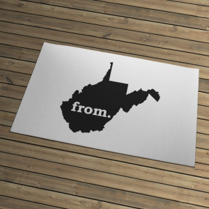 Floor Mat - West Virginia