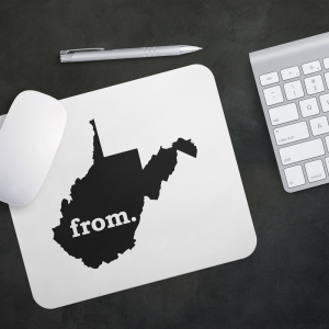 Mouse Pad - West Virginia