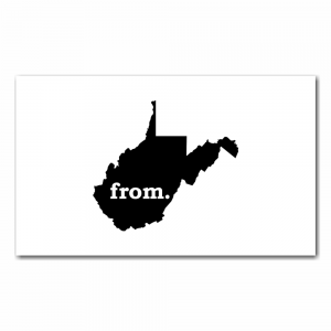 Placemat - West Virginia