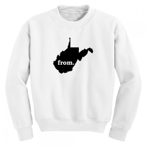 Sweatshirt - West Virginia