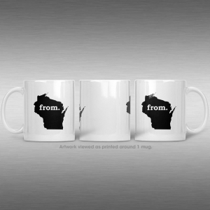 Coffee Mug - Wisconsin
