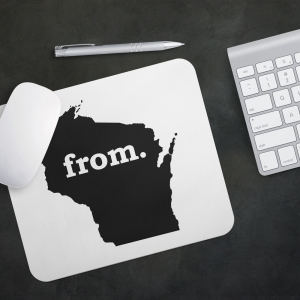 Mouse Pad - Wisconsin