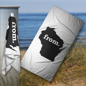 Towel - Wisconsin