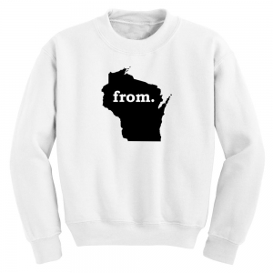 Sweatshirt - Wisconsin