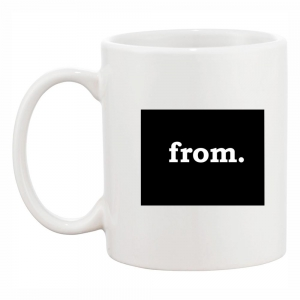 Coffee Mug - Wyoming