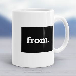 Coffee Mug - Colorado