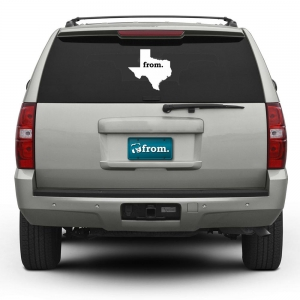 Decals - Texas