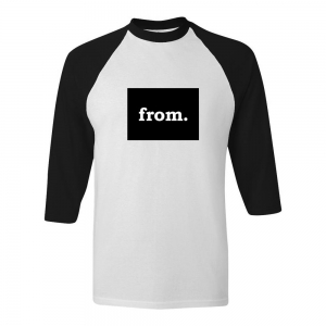 Raglan T-Shirt - Colorado