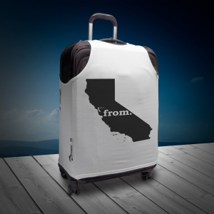 Luggage T - California