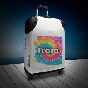 Luggage T - Arizona - Tie Dye