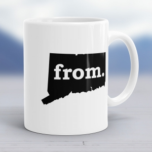 Coffee Mug - Connecticut