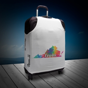 Luggage T - Virginia - Tie Dye