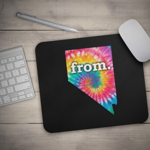 Mouse Pad - Nevada - Tie Dye