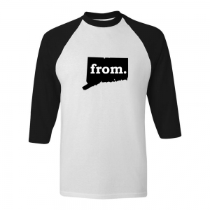 Raglan T-Shirt - Connecticut