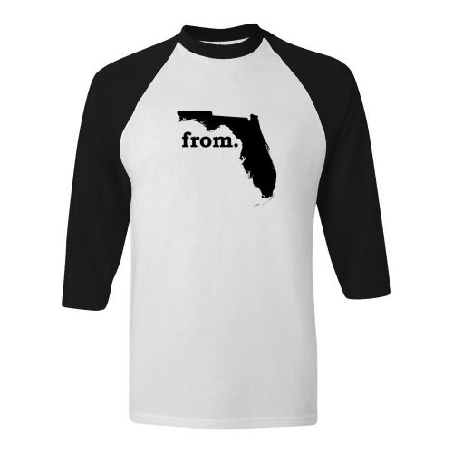 Raglan T-Shirt - Florida