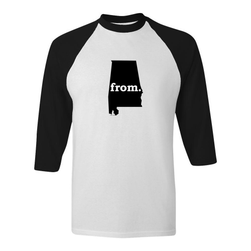 Raglan T-Shirt - Alabama