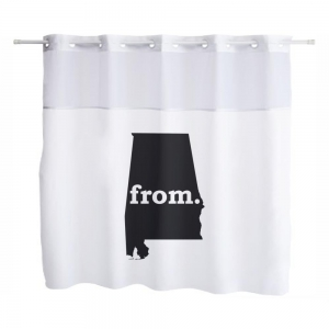 Shower Curtain - Alabama