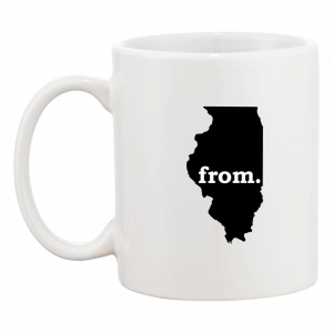 Coffee Mug - Illinois