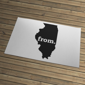 Floor Mat - Illinois