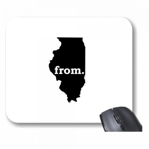 Mouse Pad - Illinois