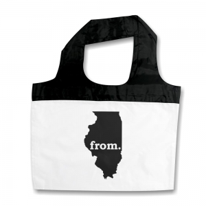 Tote Bag - Illinois