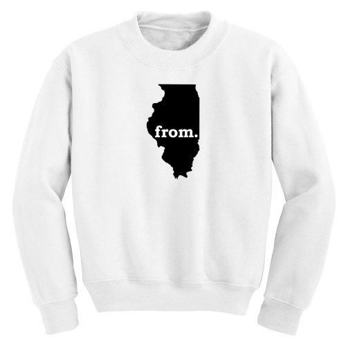 Sweatshirt - Illinois