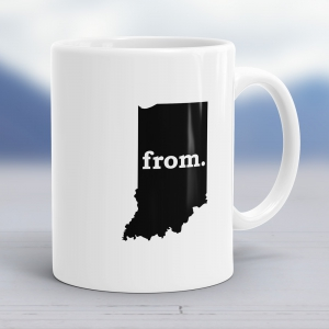 Coffee Mug - Indiana