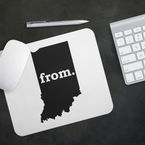 Mouse Pad - Indiana