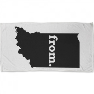 Towel - Indiana