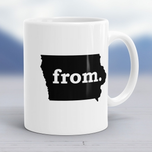 Coffee Mug - Iowa