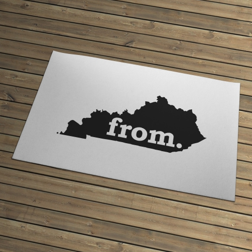 Floor Mat - Kentucky