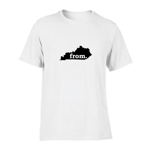 Short Sleeve Polyester T-Shirt - Kentucky