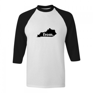 Raglan T-Shirt - Kentucky