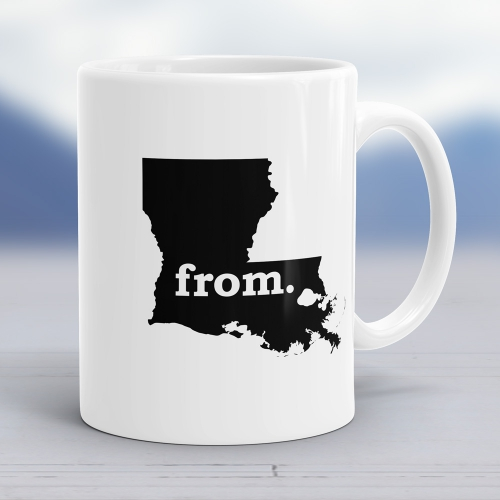 Coffee Mug - Louisiana