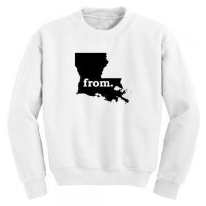 Sweatshirt - Louisiana