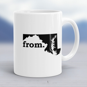 Coffee Mug - Maryland