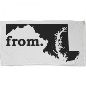 Towel - Maryland